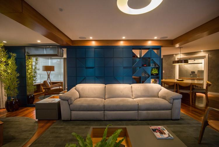 Apartamento Minas  / Lineastudio Arquiteturas, © Juliano Mendes
