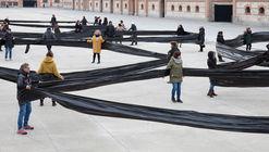 """""""Sacar el Aula"""": Miguel Braceli traslada los modelos de enseñanza al espacio público"""