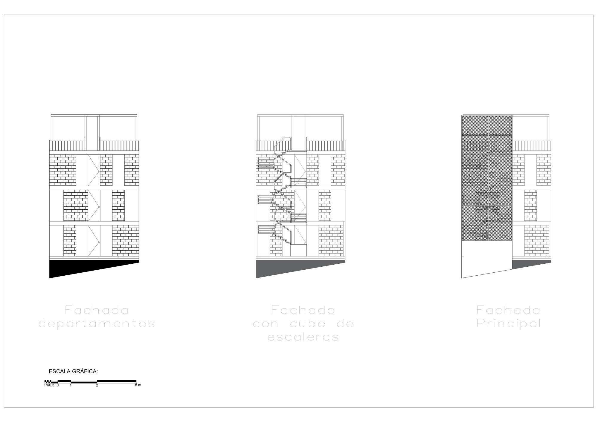 Galer a de departamentos el pino apaloosa estudio de for Arq estudio de arquitectura