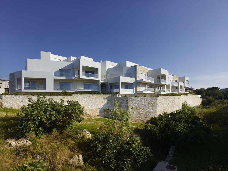 Residence Chiar di Luna / Monica Alejandra Mellace, © Pietro Savorelli