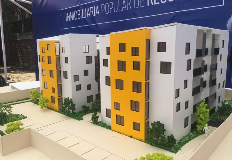 """Presentan en Chile """"inmobiliaria popular"""" que arrendará viviendas a familias vulnerables, Cortesía de Servicio de Vivienda y Urbanismo de la Región Metropolitana (Serviu RM)"""