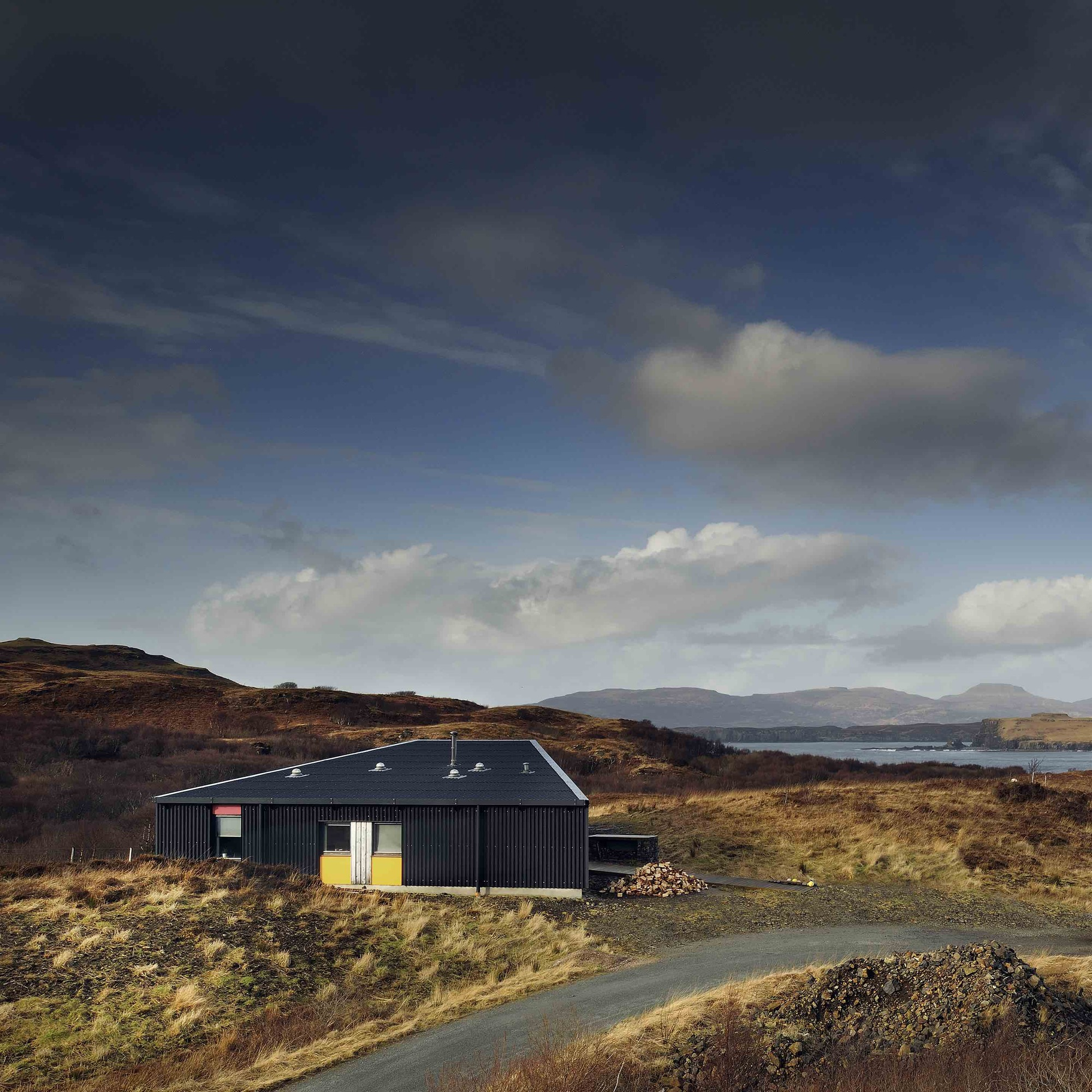 Gallery Of Black House / Rural Design Architects