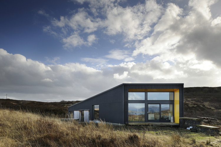 Black House / Rural Design Architects, © Nigel Rigden