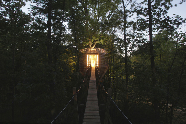 ORIGIN Tree House / Atelier LAVIT, © Marco Lavit Nicora