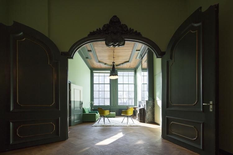 Institute of Advanced Study of the University of Amsterdam  / HOH Architecten, © Jordi Huisman