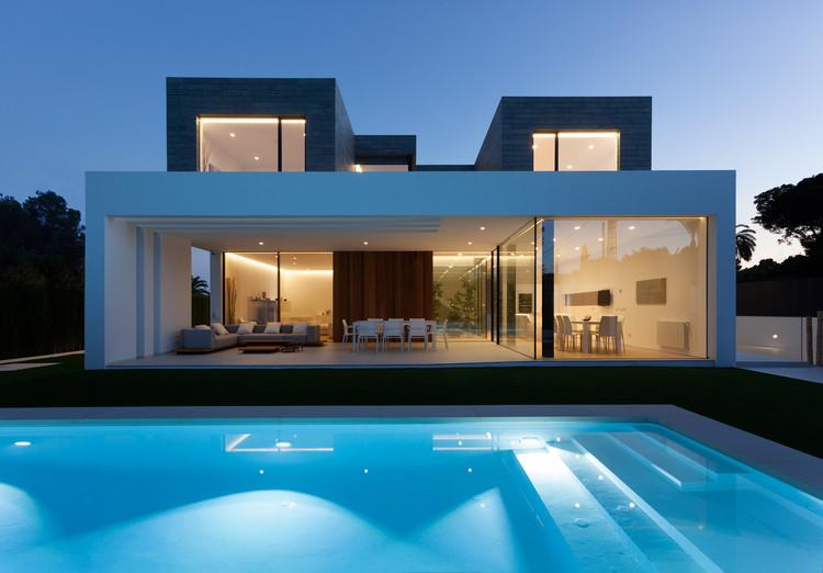 La Cañada House / Antonio Altarriba Comes, © Diego Opazo