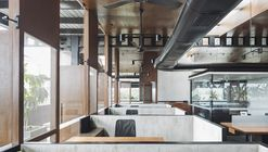 Oficina Central de Bellad & Co. / SJK Architects