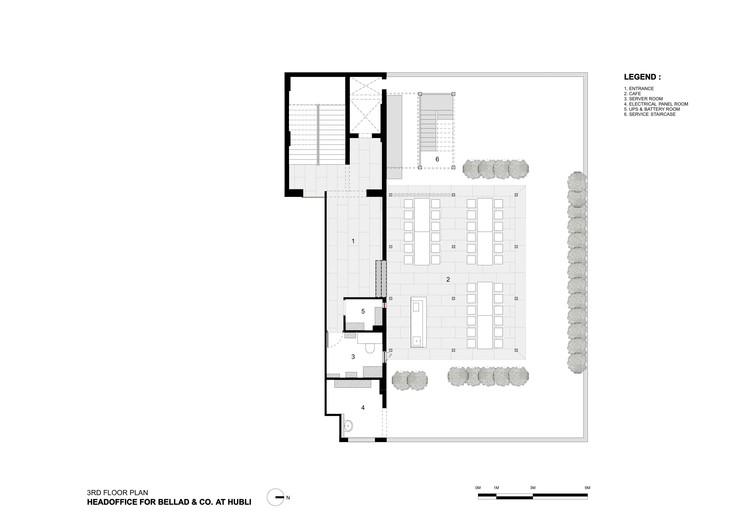 bellad  u0026 co  head office    sjk architects