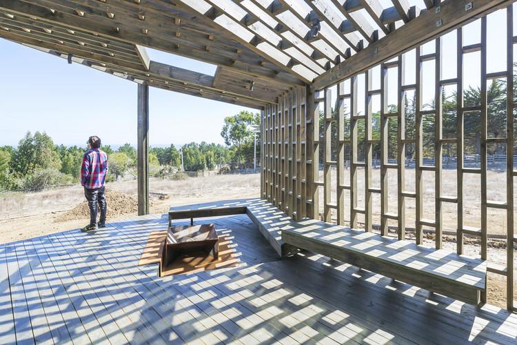Casa Casi Cubo / LAND Arquitectos, © Sergio Pirrone
