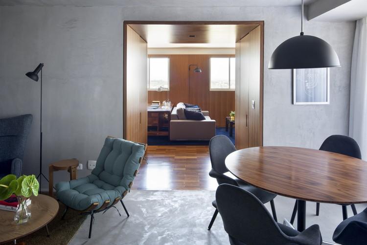 Apartamento Azul / Leandro Garcia, © Ricardo Perini