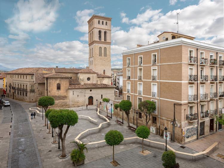 Festival 'Concéntrico 04' se prepara para su cuarta versión de instalaciones urbanas en Logroño, Cortesía de Concéntrico
