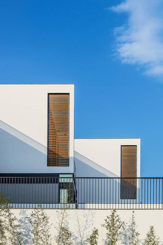 Facade Detail. Image © Eiichi Kano