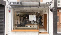 Oriba Store / André Sumida + Joana Espinha