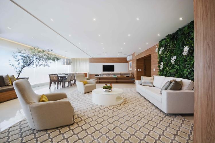 Apartamento WK  /  Eduardo Medeiros Arquitetura e Design, © Marcus Camargo