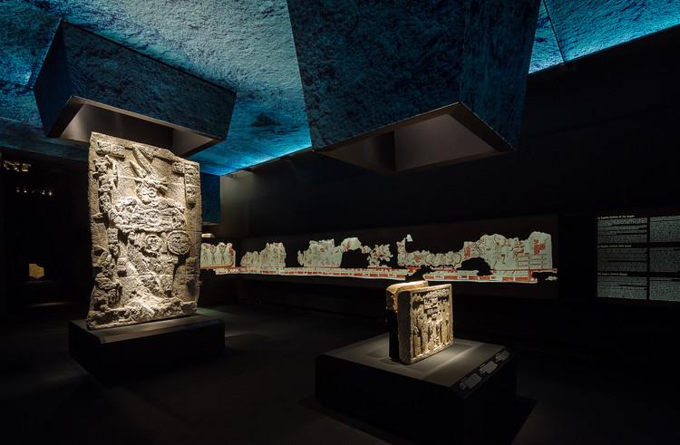 Exposición Mayas MARQ / Rocamora Arquitectura, © Cabrera.Photo