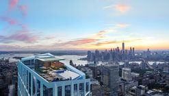 The Western Hemisphere's Highest Residential Infinity Pool to be Built in Brooklyn