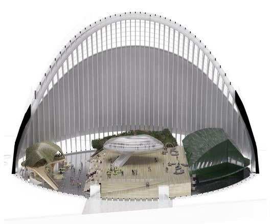 Enric Geli-Ruiz to Design The Future CaixaForum in