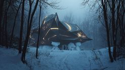 """""""Una casa para morir"""" de Snøhetta sube para exhibición pública mientras el proyecto se enfrenta a la batalla de aprobación"""