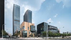 The New Bund World Trade Center - Phase 1 / Benoy