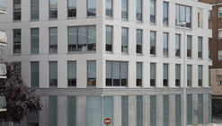 Edificio de Uso Terciario / Alberich-Rodríguez Arquitectos