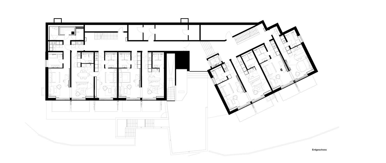 Architekten Landau gallery of alpine chalets landau kindelbacher architekten