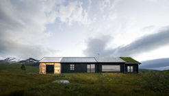 Cabaña en Troll's Peak / Rever & Drage Architects