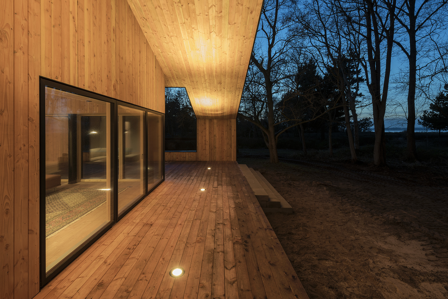 summer house lighting. Summer House,© Mikkel Frost House Lighting