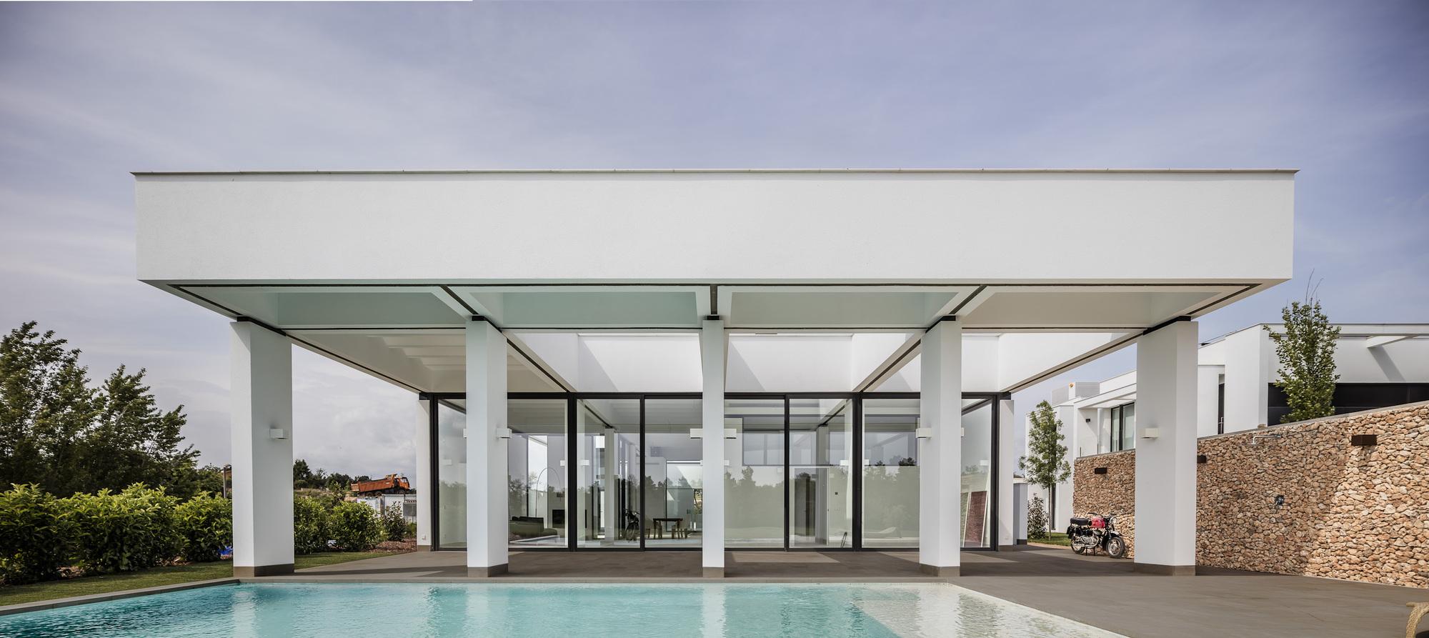 Gallery of 3 patios house lagula arquitectes 1 for Arquitectes girona