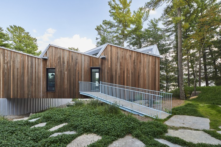 Sky House / Julia Jamrozik and Coryn Kempster, © Doublespace Photography