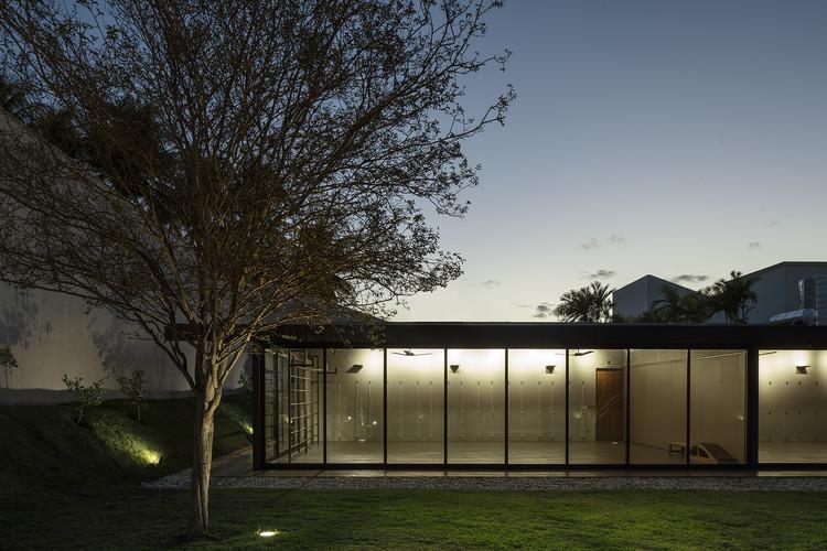 Espaço de Yoga Premavati / Aguirre Arquitetura, © Leonardo Finotti