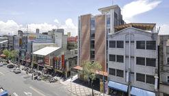 Hive Hotel Facade Remodel / Preposition Architecture