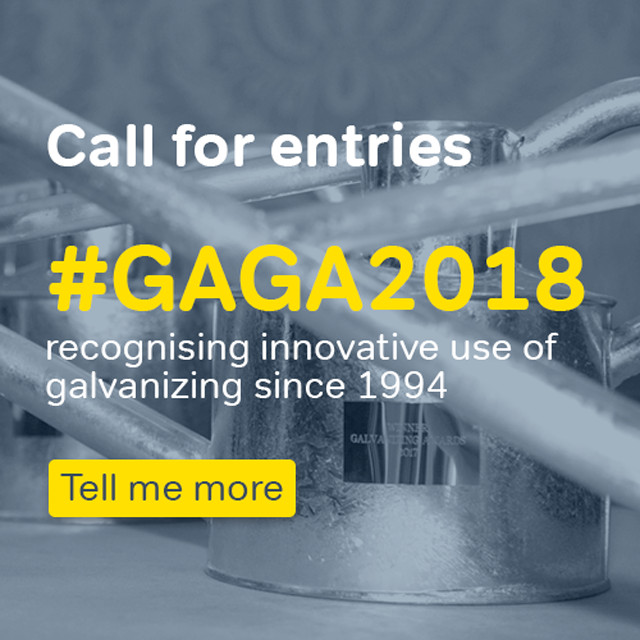 Call for Submissions: GAGA 2018, Galvanizers Association