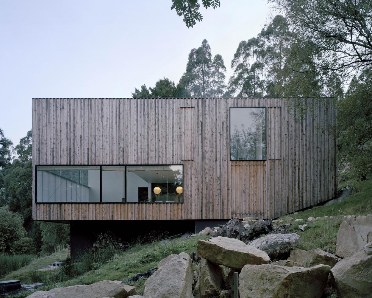 Little Big House,© Ben Hosking