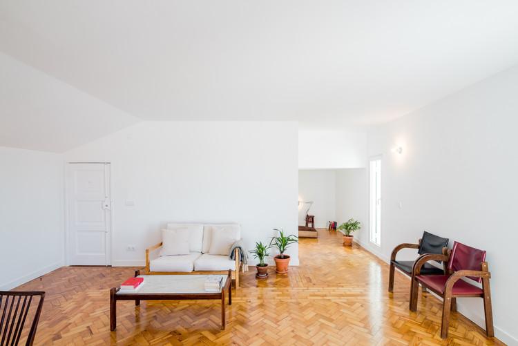 Reabilitação de Apartamento  / Aboim Inglez Arquitectos, © Ricardo Gonçalves