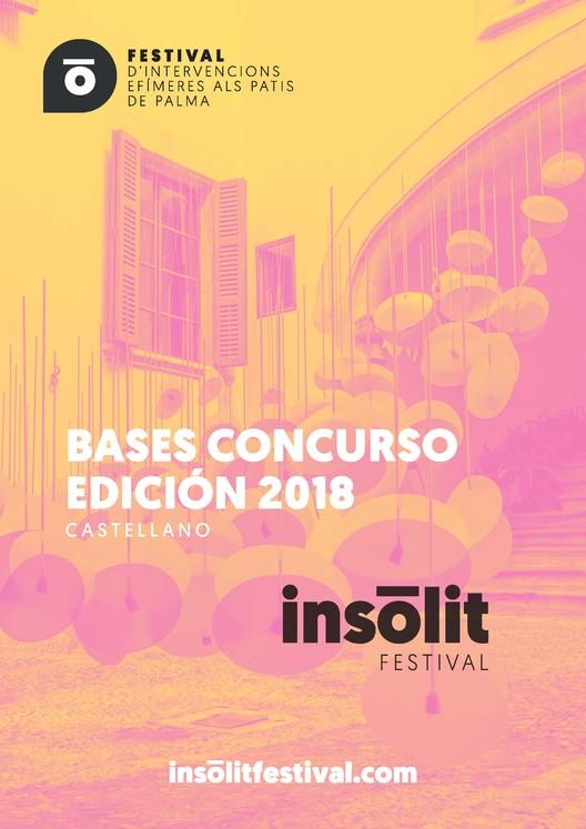 Insòlit Festival 2018 presenta convocatoria para intervenciones efímeras en Palma de Mallorca, Insòlit Festival 2018