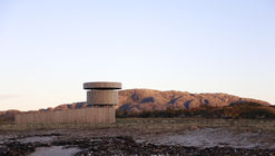 Herdla Birdwatching Tower / LJB AS
