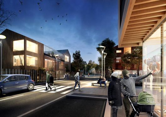 TA.R.I-Architects Entry. Image Courtesy of Strelka KB