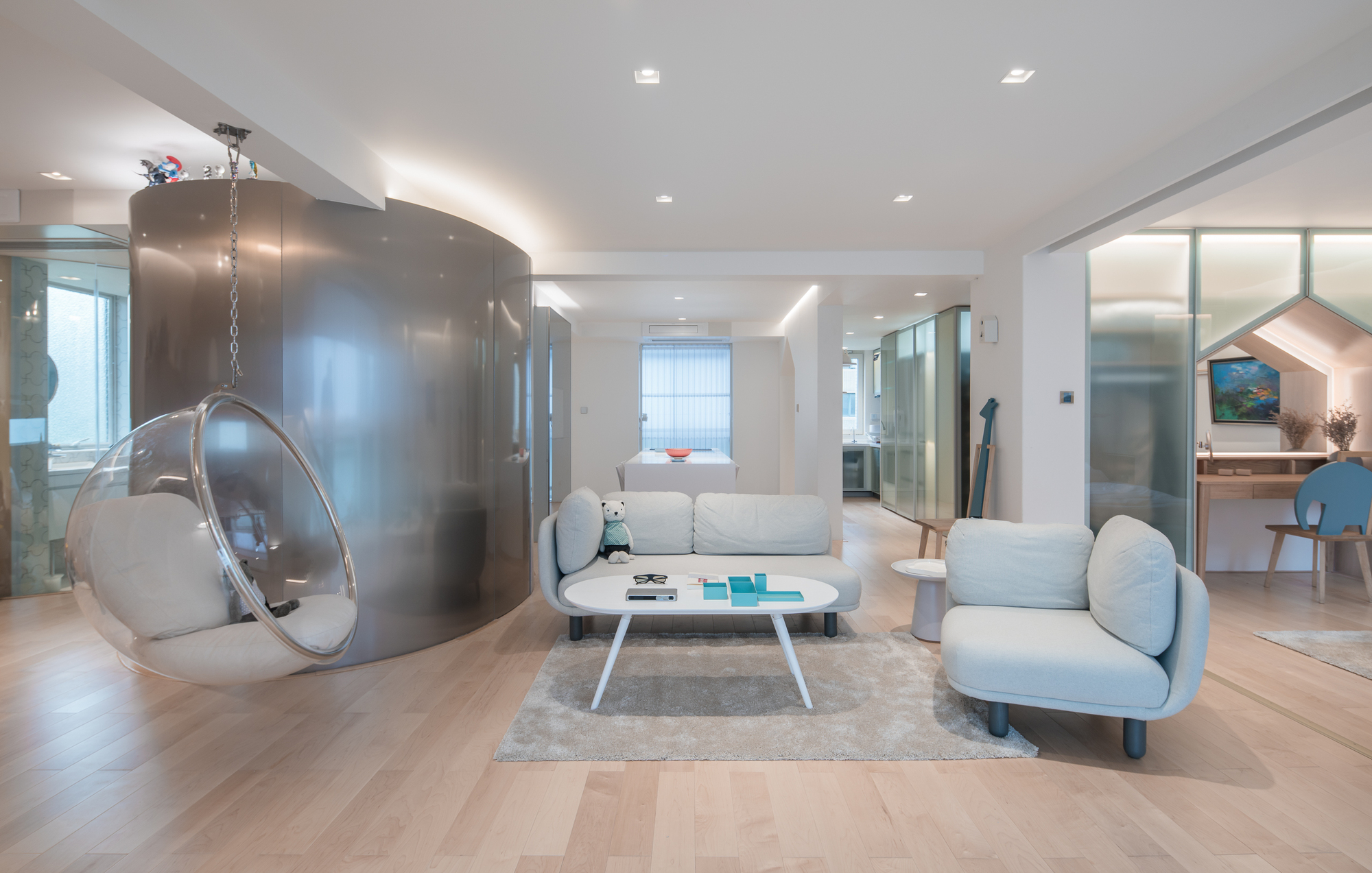 Gallery of home wonderland in shanghai wutopia lab 1 for Lab homes