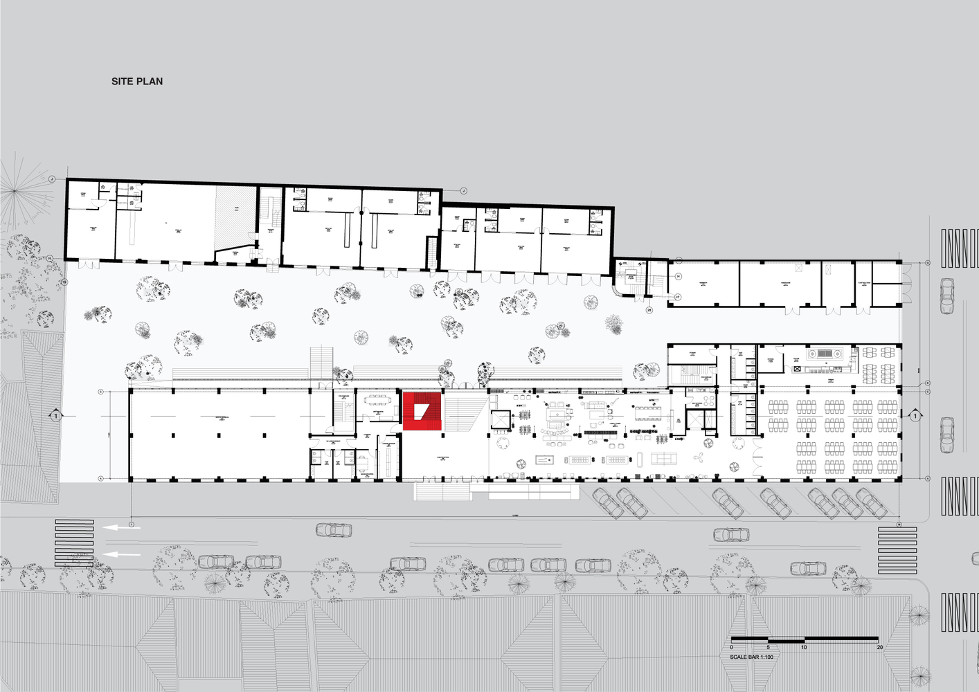 Gallery of Fabrika Tbilisi MUA 36 – What Is Site Plan