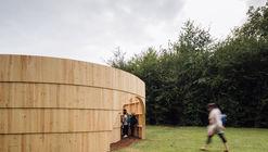 Garden Pavilion in Museu de Serralves / Diogo Aguiar Studio