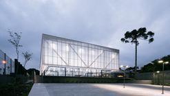 New Padel Pavilion / Saboia+Ruiz  Arquitetos