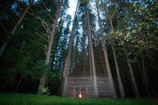Forest Temple / Marco Casagrande. Image: © Lina Pilibaviciute