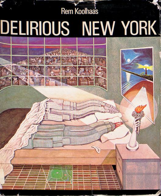 © <a href='https://www.flickr.com/photos/60584010@N00/4369925392'>leiris202 [Flickr]</a>, bajo licencia CC BY-NC 2.0. ImagePortada de 'Delirious New York' (1978)