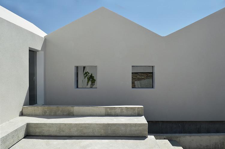 ABAL House-Studio / Benítez González Arquitectos, © Sonia Benítez González
