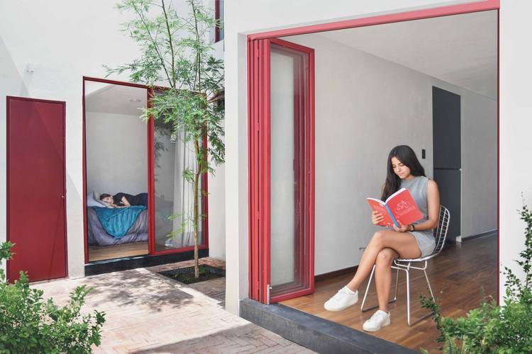 Casa Guadalquivir / dérive LAB, © Tres a Uno Estudio