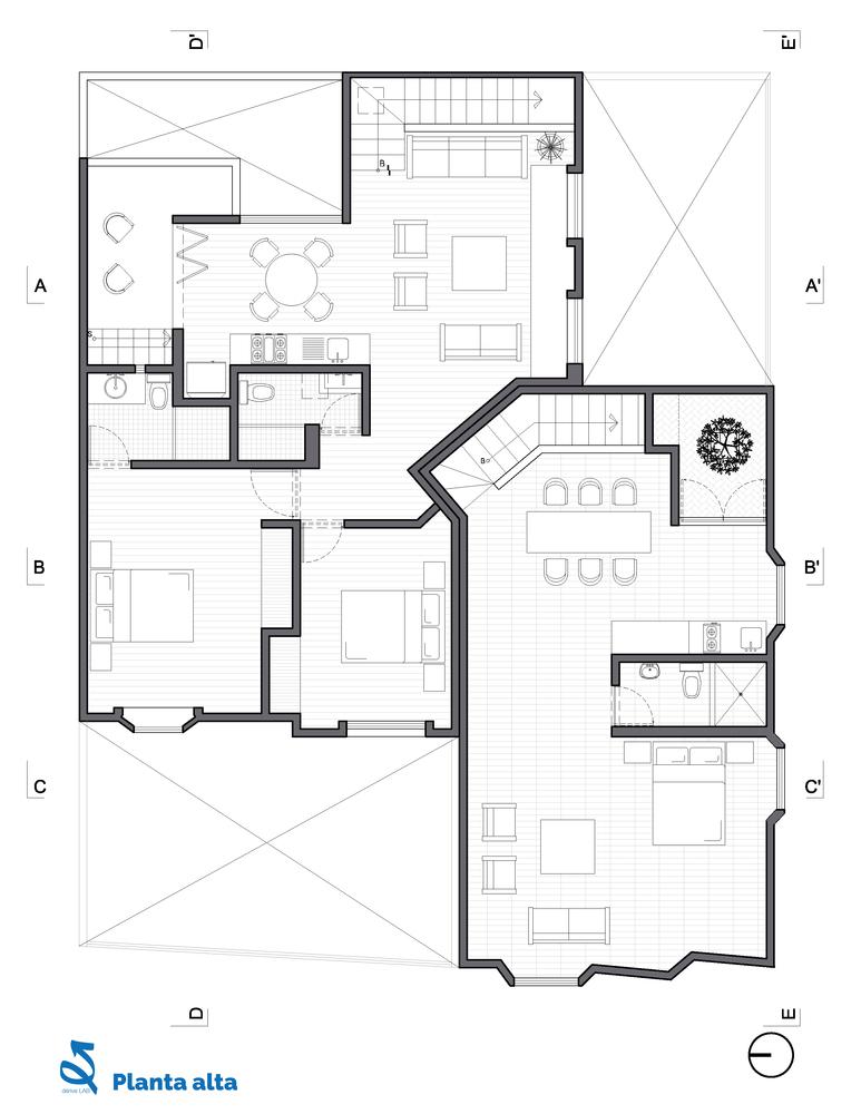 Gallery of Guadalquivir House d rive LAB 26 – Top House Plan Sites
