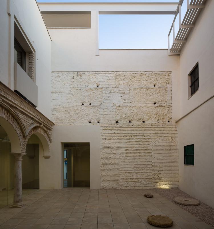 Rehabilitation of an old School for the Flamenco Interpretation Center / García Torrente Arquitectos, © Fernando Alda