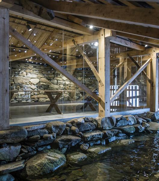 Klostergarden Boathouse / Trodahl Arkitekter, © Trodahl Arkitekter / Fredrik Ringe