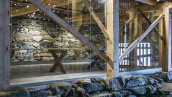 Klostergarden Boathouse / Trodahl Arkitekter
