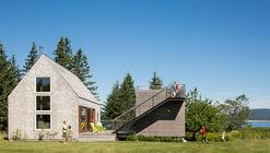 House on an Island / Elliott + Elliott Architecture